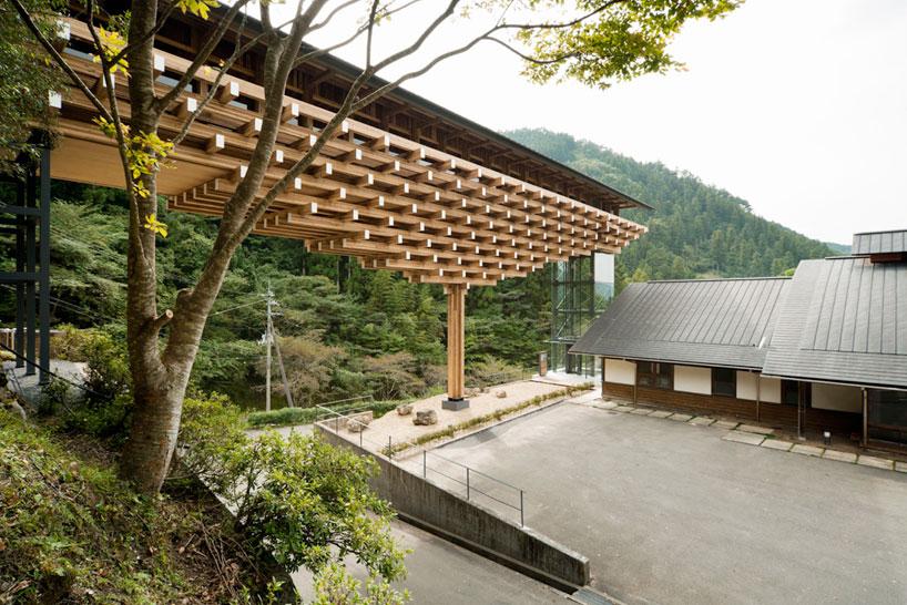 Yusuhara, Museo Puente de Madera / Kengo Kuma & Associates (2) © Takumi Ota Photography
