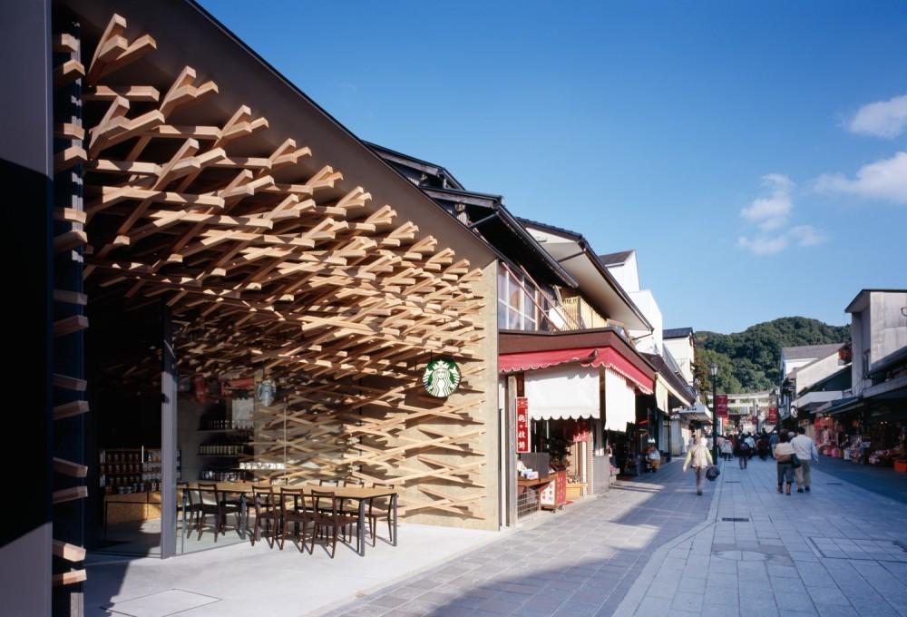 Starbucks Coffee / Kengo Kuma & Associates (13) © Masao Nishikawa