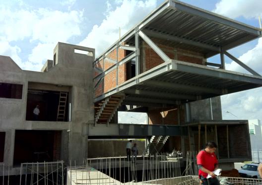 Casa sof a rojo arquitectura arquitectura mejicana Arquitectura y construccion de casas