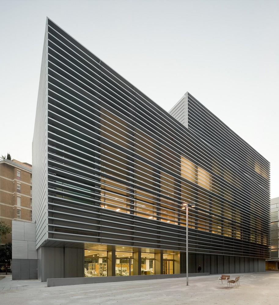 galer a edificio de oficinas de la tesorer a de la On oficinas tesoreria seguridad social barcelona