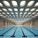 Centro Acuático de los Juegos Olímpicos de Londres 2012 / Zaha Adid Architects  (54) © Hélène Binet / Hufton + Crow