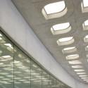 Centro Acuático de los Juegos Olímpicos de Londres 2012 / Zaha Adid Architects  (50) © Hélène Binet / Hufton + Crow