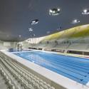 Centro Acuático de los Juegos Olímpicos de Londres 2012 / Zaha Adid Architects  (48) © Hélène Binet / Hufton + Crow