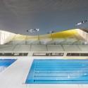 Centro Acuático de los Juegos Olímpicos de Londres 2012 / Zaha Adid Architects  (47) © Hélène Binet / Hufton + Crow