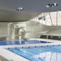 Centro Acuático de los Juegos Olímpicos de Londres 2012 / Zaha Adid Architects  (46) © Hélène Binet / Hufton + Crow