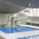 Centro Acuático de los Juegos Olímpicos de Londres 2012 / Zaha Adid Architects  (45) © Hélène Binet / Hufton + Crow