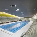 Centro Acuático de los Juegos Olímpicos de Londres 2012 / Zaha Adid Architects  (44) © Hélène Binet / Hufton + Crow