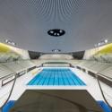Centro Acuático de los Juegos Olímpicos de Londres 2012 / Zaha Adid Architects  (42) © Hélène Binet / Hufton + Crow