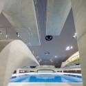 Centro Acuático de los Juegos Olímpicos de Londres 2012 / Zaha Adid Architects  (39) © Hélène Binet / Hufton + Crow