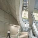Centro Acuático de los Juegos Olímpicos de Londres 2012 / Zaha Adid Architects  (34) © Hélène Binet / Hufton + Crow