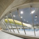 Centro Acuático de los Juegos Olímpicos de Londres 2012 / Zaha Adid Architects  (33) © Hélène Binet / Hufton + Crow