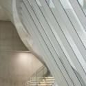 Centro Acuático de los Juegos Olímpicos de Londres 2012 / Zaha Adid Architects  (32) © Hélène Binet / Hufton + Crow