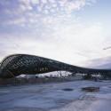 Centro Acuático de los Juegos Olímpicos de Londres 2012 / Zaha Adid Architects  (31) © Hélène Binet / Hufton + Crow