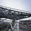 Centro Acuático de los Juegos Olímpicos de Londres 2012 / Zaha Adid Architects  (27) © Hélène Binet / Hufton + Crow