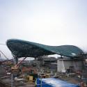 Centro Acuático de los Juegos Olímpicos de Londres 2012 / Zaha Adid Architects  (26) © Hélène Binet / Hufton + Crow