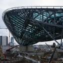 Centro Acuático de los Juegos Olímpicos de Londres 2012 / Zaha Adid Architects  (25) © Hélène Binet / Hufton + Crow