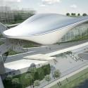 Centro Acuático de los Juegos Olímpicos de Londres 2012 / Zaha Adid Architects  (21) © Hélène Binet / Hufton + Crow