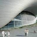 Centro Acuático de los Juegos Olímpicos de Londres 2012 / Zaha Adid Architects  (20) © Hélène Binet / Hufton + Crow