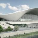 Centro Acuático de los Juegos Olímpicos de Londres 2012 / Zaha Adid Architects  (18) © Hélène Binet / Hufton + Crow