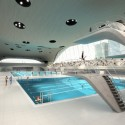 Centro Acuático de los Juegos Olímpicos de Londres 2012 / Zaha Adid Architects  (17) © Hélène Binet / Hufton + Crow