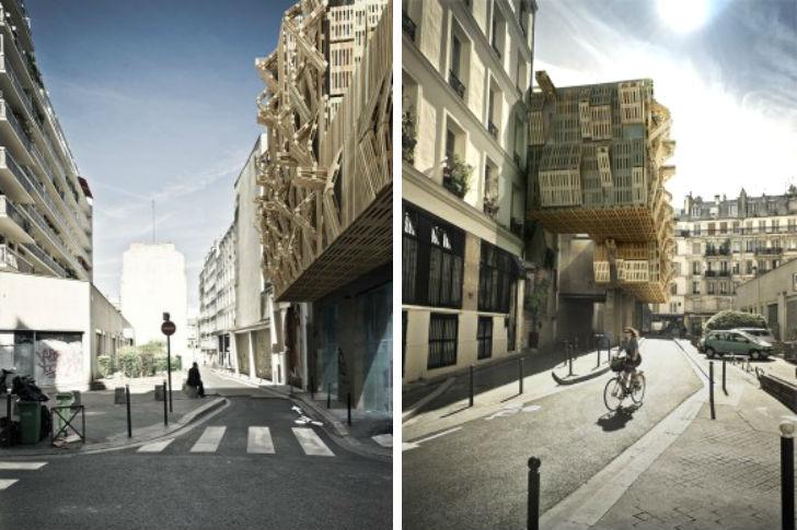 Shipping-Pallet-Facade-Stephane-Malka-8 ©  AME-LOT