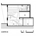 Oficinas Glem / Mareines + Patalano Arquitetura (36) Sección 02