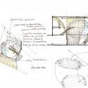 Oficinas Glem / Mareines + Patalano Arquitetura (38) croquis