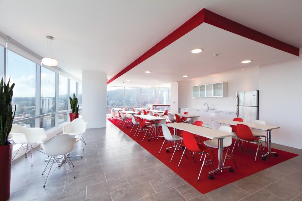 Oficinas puma energy taringa for Oficinas de arquitectura