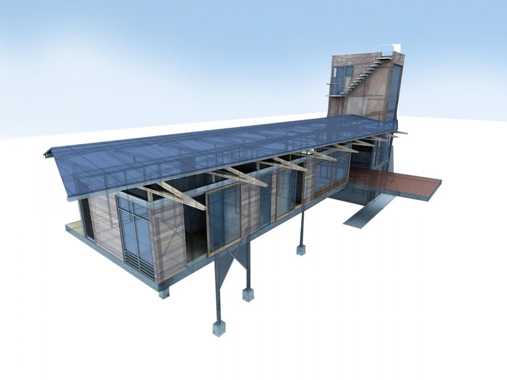 K house arquitectos costa rica for Arquitectos costa rica