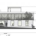 Casa Ibiray / Oreggioni Prieto (2) Elevación