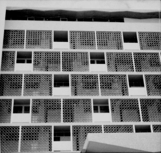 Cl sicos de arquitectura residencia fap chiclayo adolfo - Celosias de hormigon ...