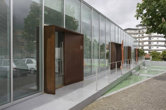 Galer a comercial en maia 100 planos arquitectura - Galeria comercial del mueble arganda ...