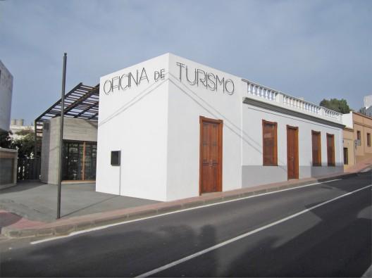 Islas canarias plataforma arquitectura for Oficina turismo tenerife