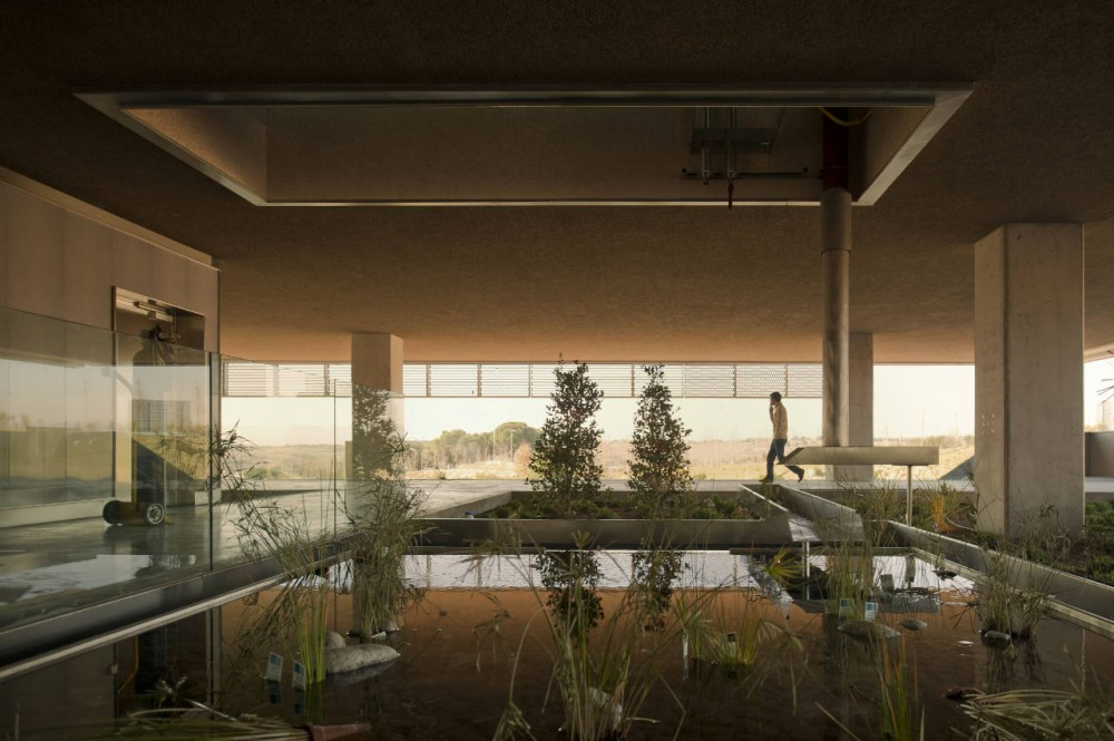 Oficinas idom de madrid acxt arquitectos planos de - Arquitectos de madrid ...