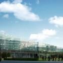 En Construcción: Anhui Broadcasting & TV Centre / NDA (10) Render