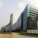 En Construcción: Anhui Broadcasting & TV Centre / NDA (1) Cortesía de NDA New Design Architecture