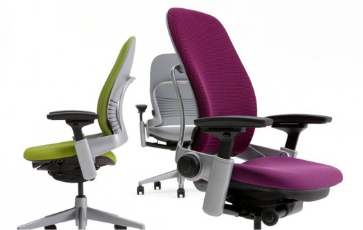 Bash: Silla Leap de Steelcase