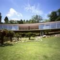 Crescent House / Shigeru Ban Architects (9) © Hiroyuki Hirai