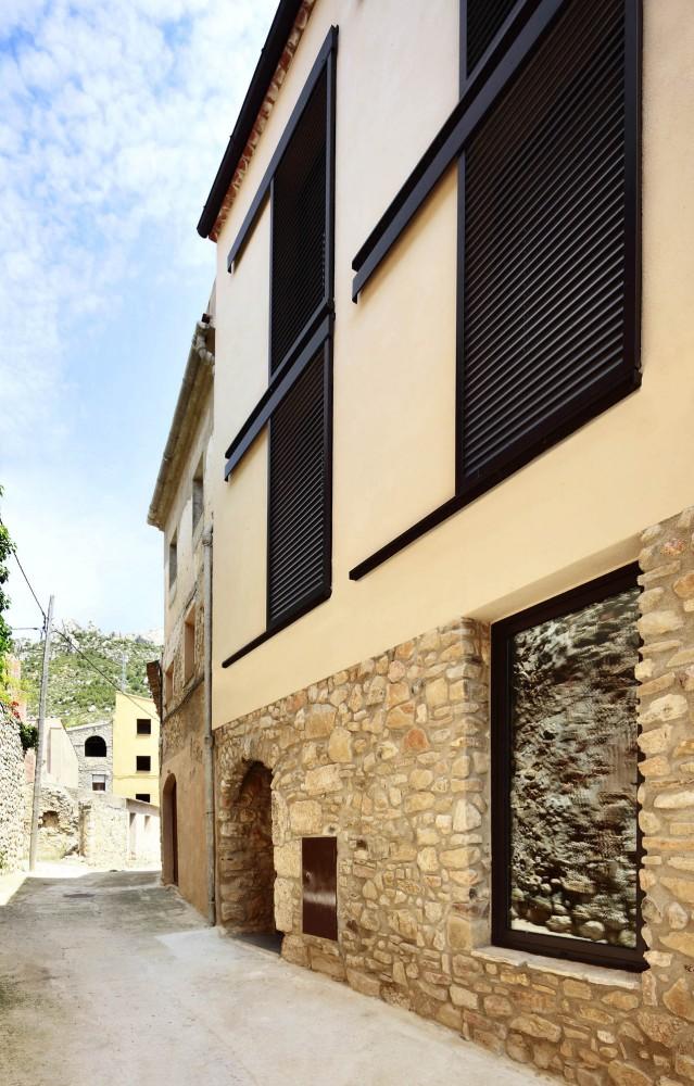 Vivienda en Priorat / M2arquitectura SCP (4) © José Hevia Blach