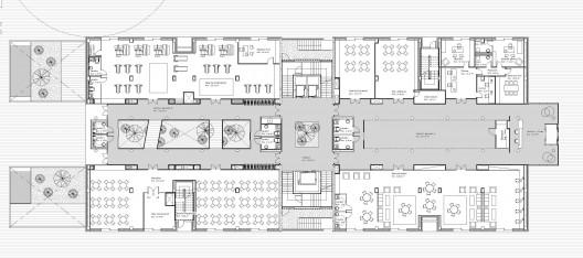 Arquitectura ingenier a y construcci n centro for Arquitectura geriatrica