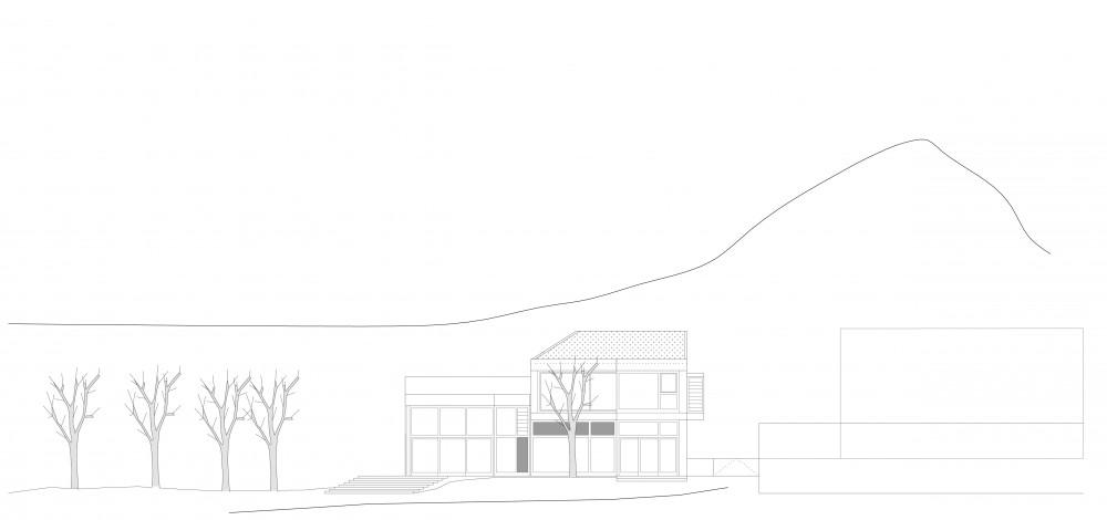 Ants' House / Espegel - Fisac Arquitectos (3) Elevación