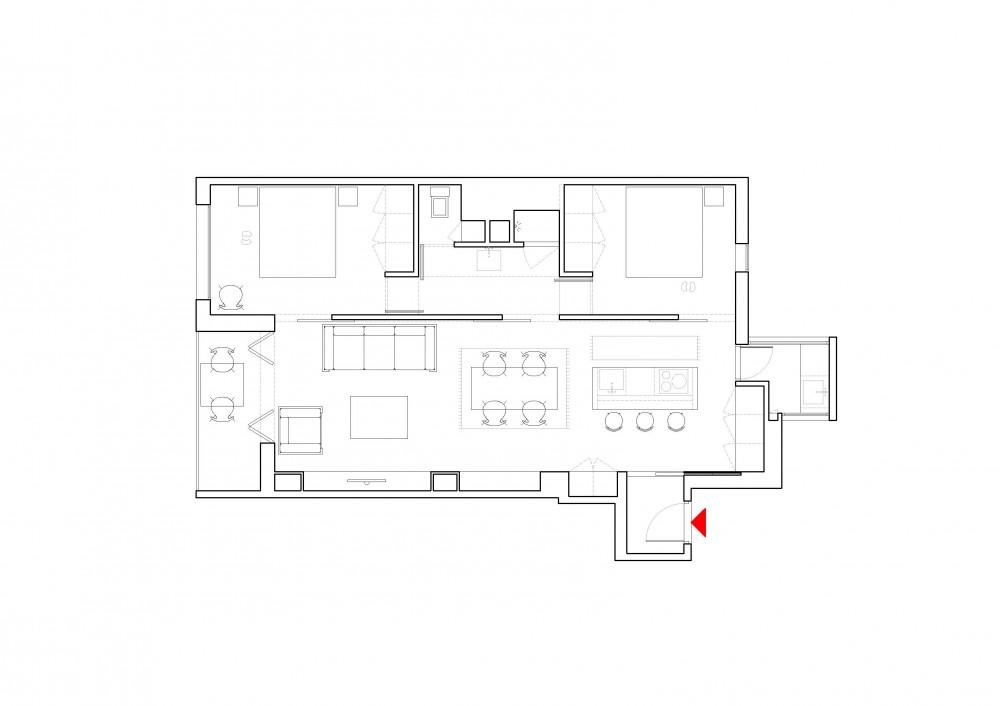 floor plan Planta