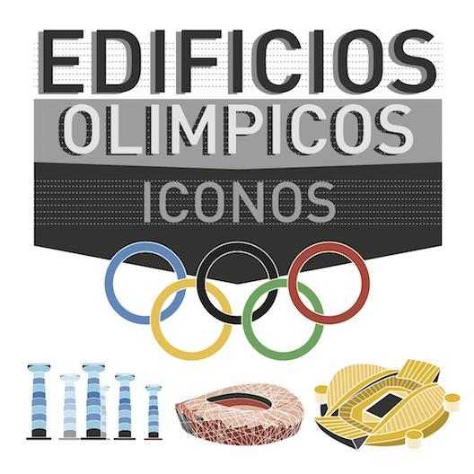 Infografía: Edificios Olímpicos Ícono (2) Infografía: Edificios Olímpicos Ícono (2)