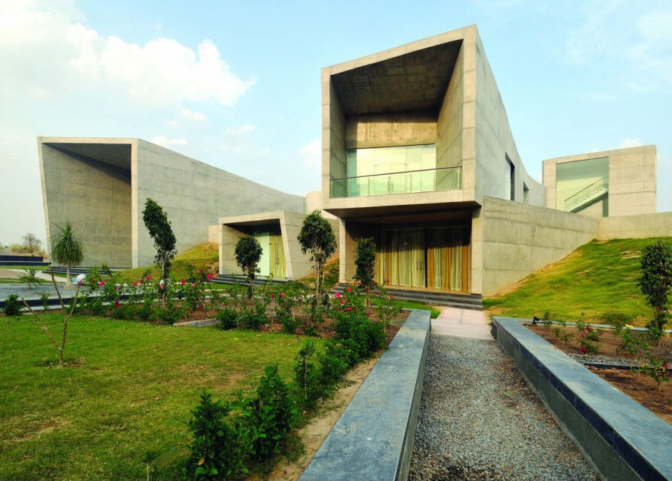 Casa Patio / Sanjay Puri Architects (7) Cortesía Sanjay Puri Arquitectos
