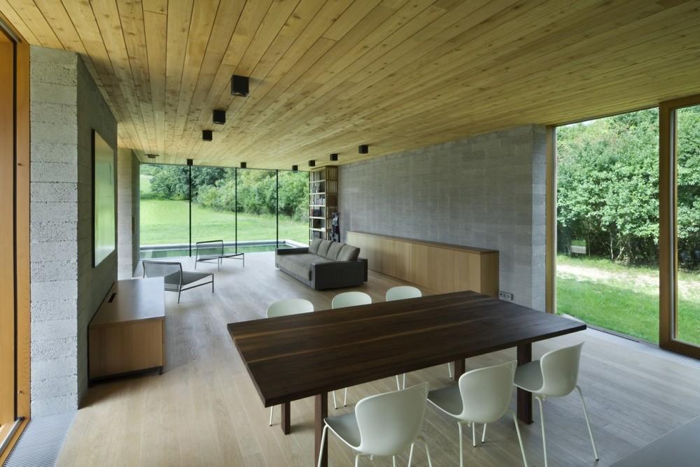 Casa de veraneo en rep checa taringa - Interieur maison bois ...