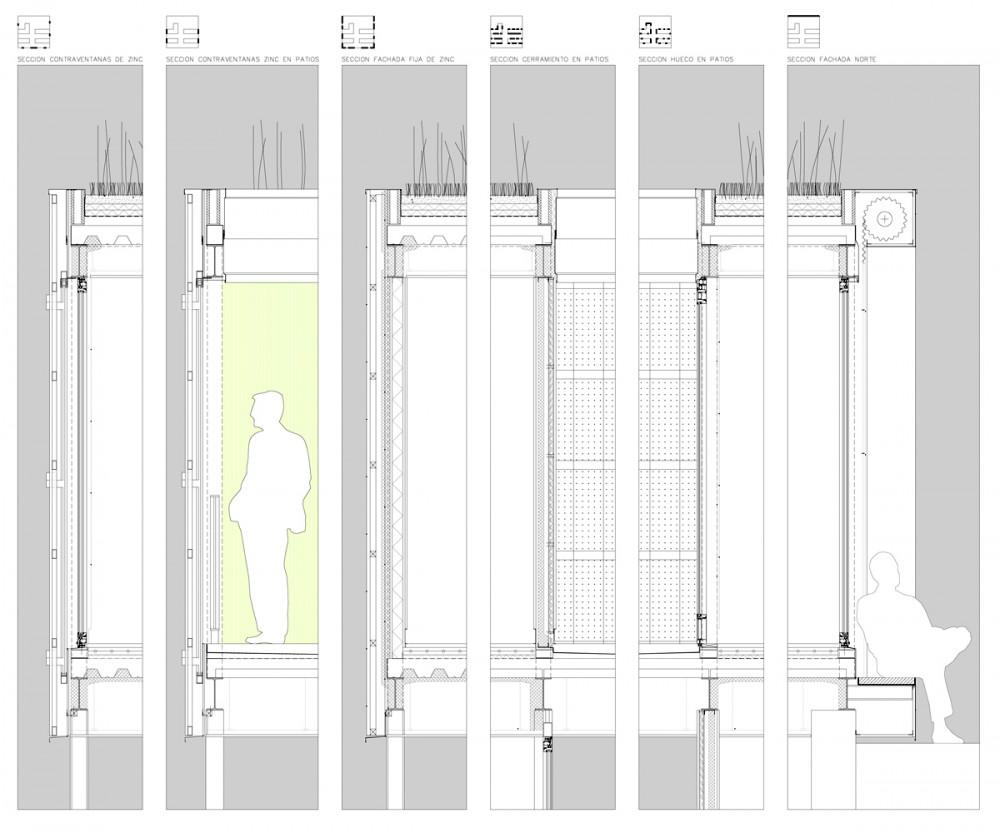 Techos verdes ecologia en la arquitectura taringa - Detalle constructivo techo ...