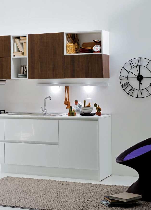 Mobiliario de cocinas terra mk for Muebles aran