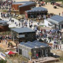 Solar Decathlon Europe, 500 universitarios se reunen para construir la mejor casa sostenible © Solar Decathlon Europe