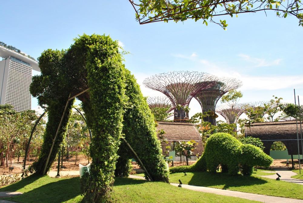 Gardens by the Bay - Singapur Futurista - Taringa!