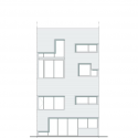 Edificio Demaría / Monoblock + Estudio Nómade Elevation 02